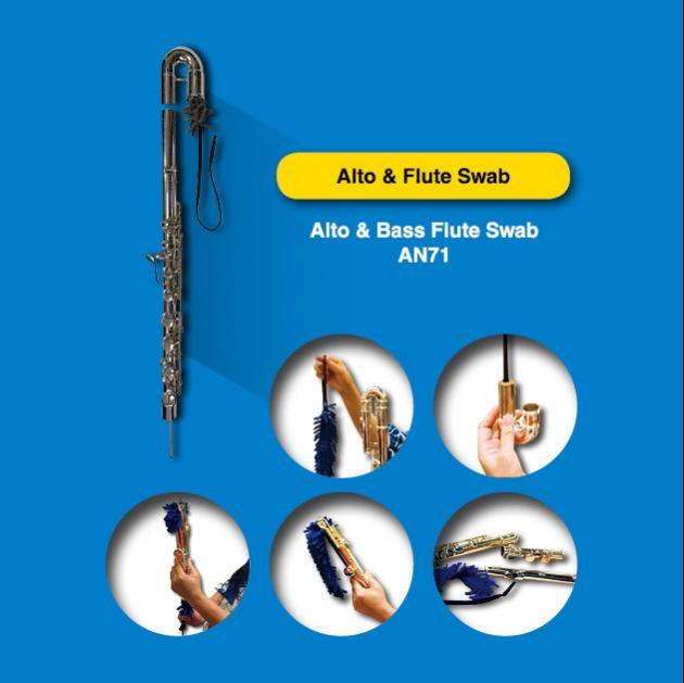 中音 & 低音長笛專用 1